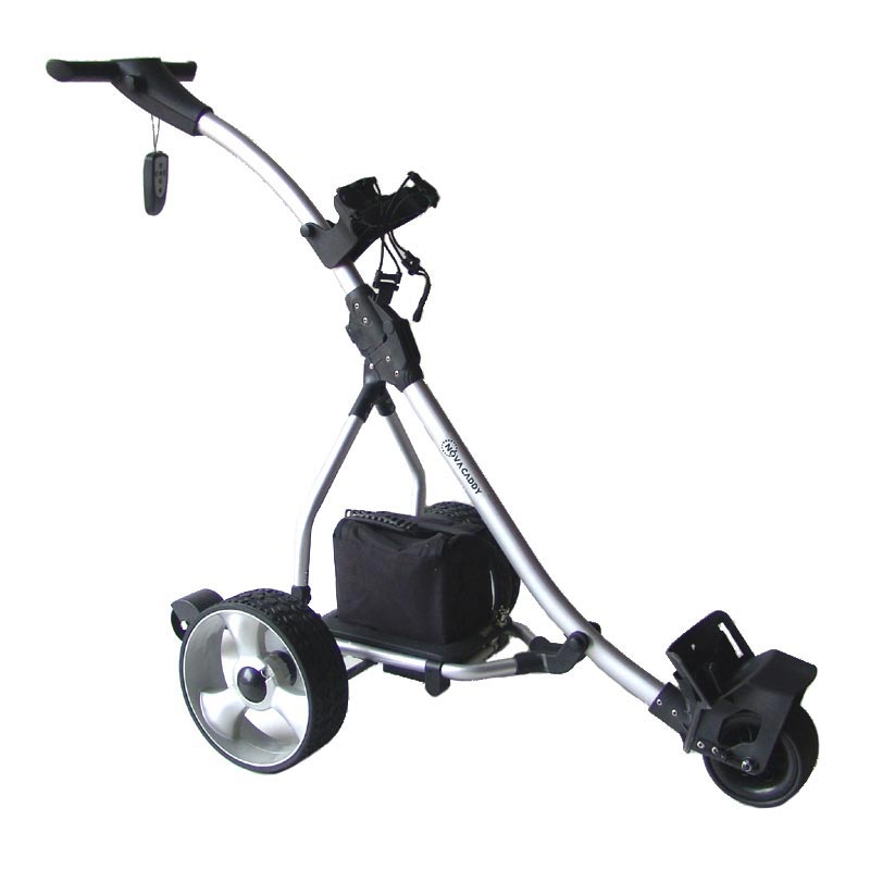 new novacaddy remote control electric golf trolley cart
