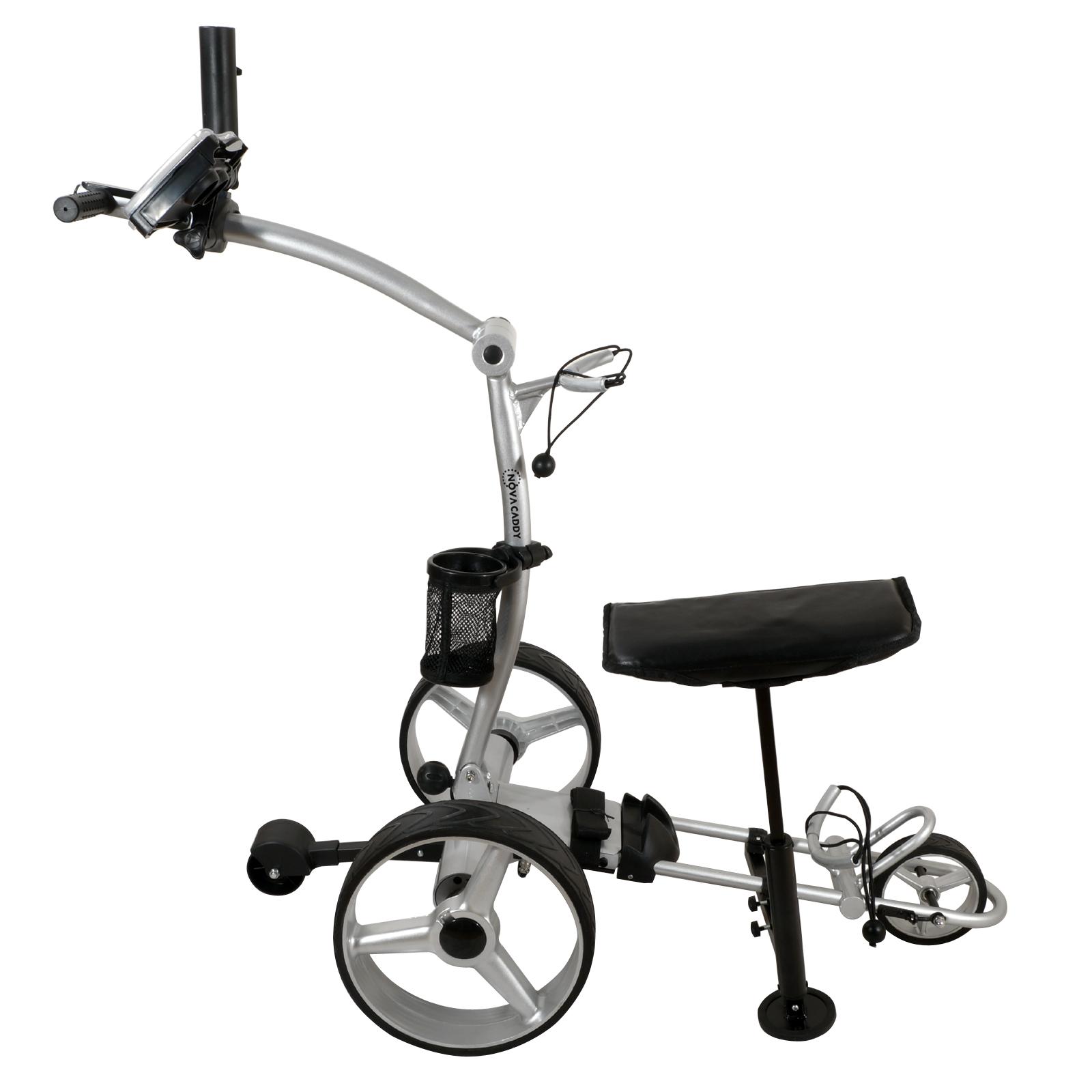 2013 New Novacaddy Remote Control Electric Golf Trolley
